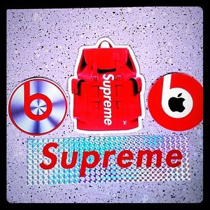 Supreme Stickers Pack